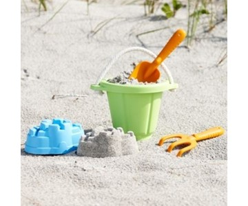 Balde de Praia | sand play set
