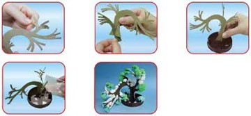 Os meus primeiros cristais Bonsai | Science4You